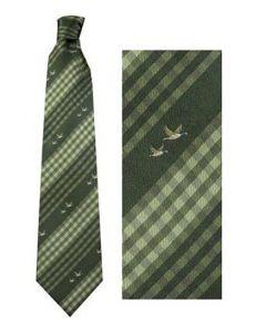 Tie Duck Check