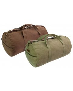 Crieff Canvas Roll Bag Backpack