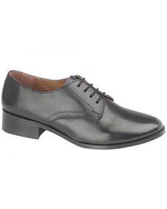 Ladies High Shine Cadet Shoe