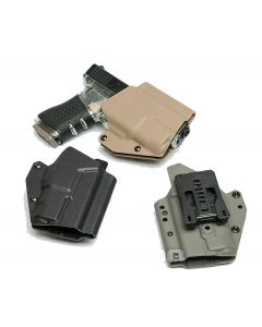 FMA Glock 17 Kydex Holster - With SF Light Bearing Holster
