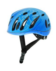 Kong Hi Tek / Scarab Blue Helmet