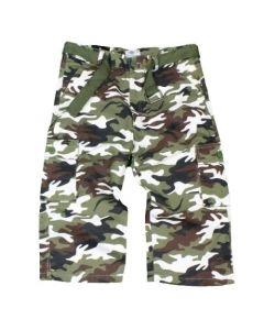 Camo Shorts Style 1