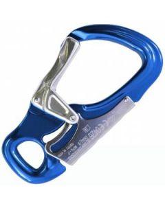 Kong Tango Double Gate Carabiner - Blue