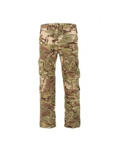 MTP Camouflage British Military Combat Trousers front