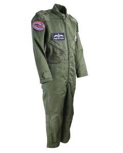 Kids UK Flight Suit - Flying Suit - Royal Air Force age 5-6