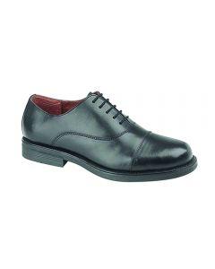 Mens High Shine Caped Oxford Cadet Shoe