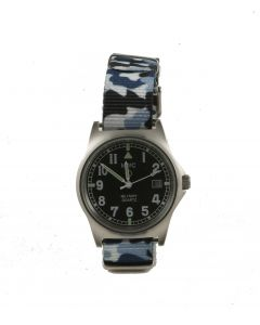 NATO G10 Nylon Military Camouflage Watch Straps - All Colours