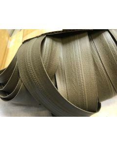 No5 Chain - #5 YKK Water Resistant Tan Coil Zipper AQUAGUARD®