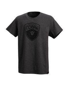 AustriAlpin Cobra T-shirt - Cobra Logo Grey/Black