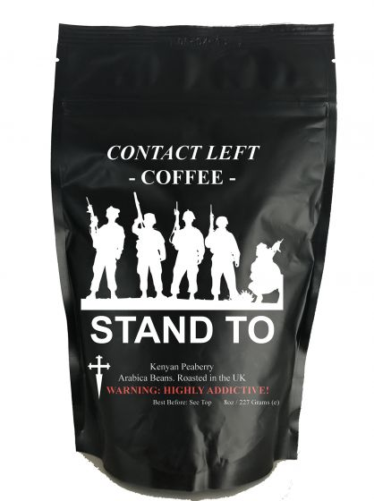 STAND TO COFFEE BLEND