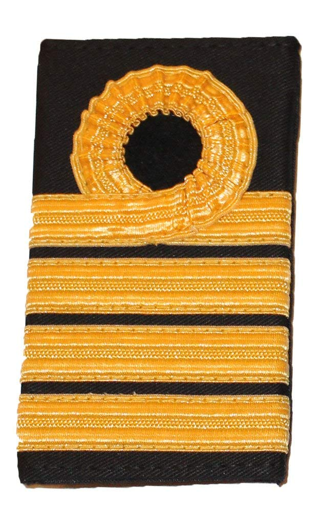 Officer Ranks of The Royal Navy
