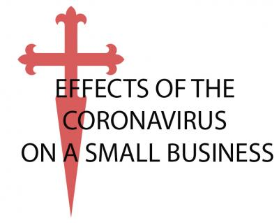 EFFECTS OF THE CORONAVIRUS ON A SMALL BUSINESS - DAY 15 (31/03/2020)
